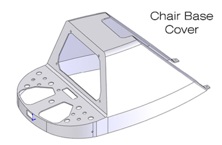 Chair Base Cover