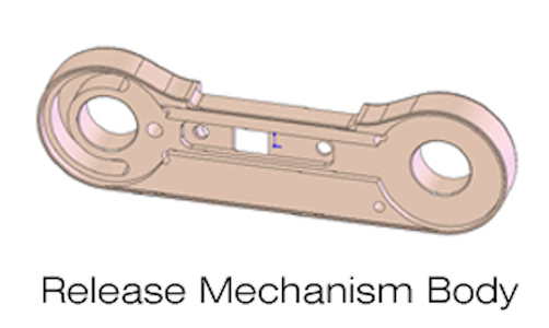 Release Mechanism Body