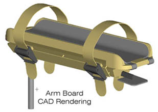 Arm Board Rendering