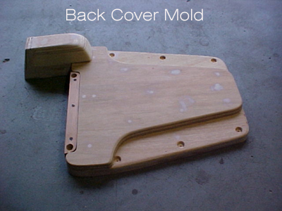 Back Cover Mold