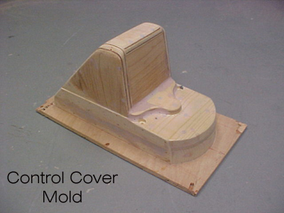Control Cover Mold
