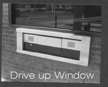 Drive-Up Window