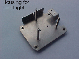Housing for LED Light